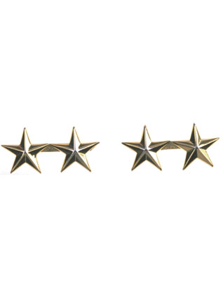 Leadership Stars - Area Coordinator (two-star set)