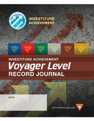 Voyager Record Journal - Investiture Achievement