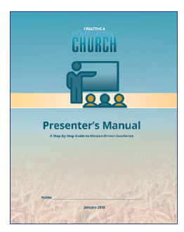 Mission-Driven Church Presenter's Guide