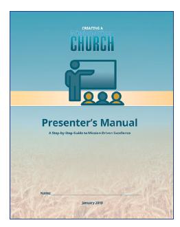 Mission-Driven Church Presenter's Guide