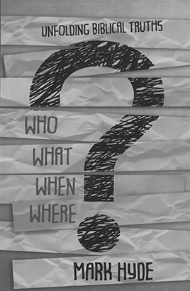 Who, What, When, Where?
