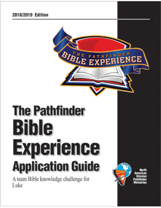Pathfinder Bible Experience Application Guide 2018/19 Luke