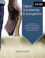 Digital Discipleship and Evangelism - Mobi Download
