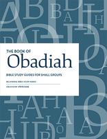 Obadiah Relational Bible Studies - PDF Download