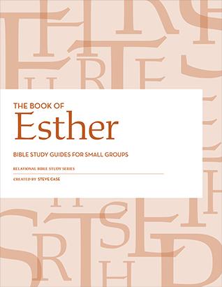 Esther Relational Bible Studies - PDF Download