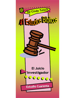 41 Bible Studies/#40 Investigative Judgment (Spanish)