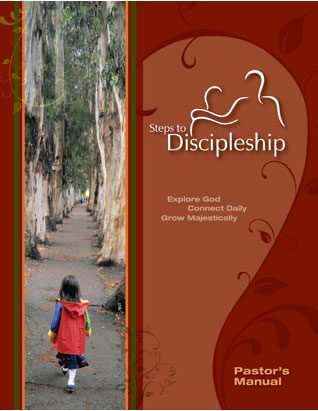 Steps to Discipleship - Pastor's Manual