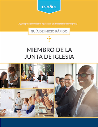 Church Board Quick Start Guide (Spanish)
