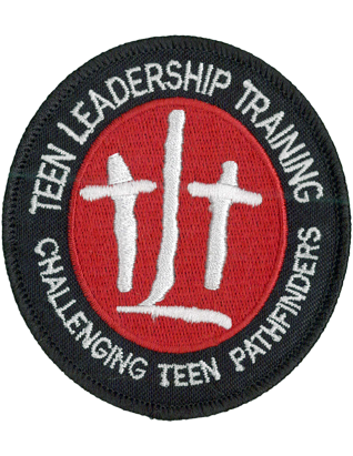 Teen Leadership Training Patch