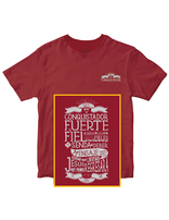 Pathfinder Song T-shirt  - Spanish
