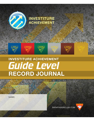 Guide Record Journal - Investiture Achievement
