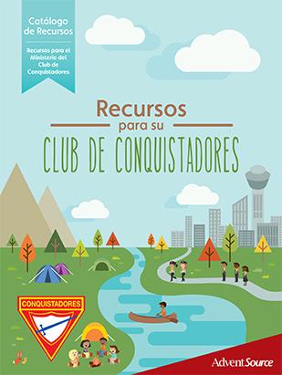 Pathfinder & Adventurer Club Resource Catalog in Spanish