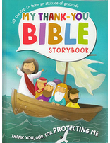 My Thank-You Bible Storybook