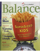 Supersized Kids - Balance Magazine (Pack of 50)
