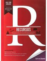Spanish Resource Catalog 2015/2016