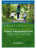 Creation Health: Healthy 100 DVD Set of 8