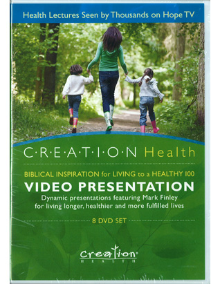 Creation Health: Healthy 100 DVD Set