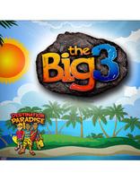 Destination Paradise VBS - The Big 3 DVD