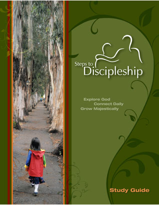 Steps to Discipleship - Study Guide