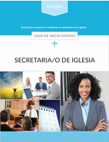 Church Clerk Quick Start Guide (Spanish)