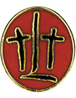 Teen Leadership Training (TLT) Pin