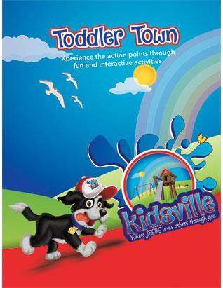 Kidsville VBX Toddler Town