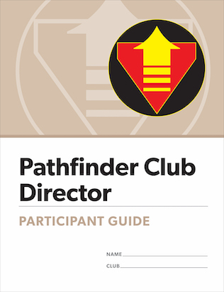 Pathfinder Director Certification - Participant's Guide