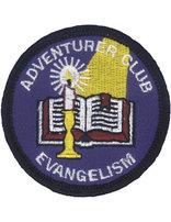 Parche de  Evangelismo para Aventureros