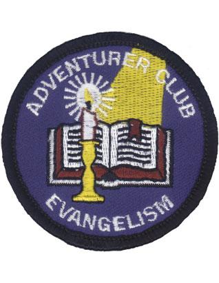 Adventurer Evangelism Patch