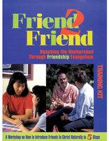 Friend2Friend: Leader's Kit