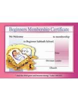 Beginner Enrollment Certificate (10)