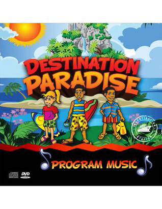 Destination Paradise VBS - Music CD & DVD