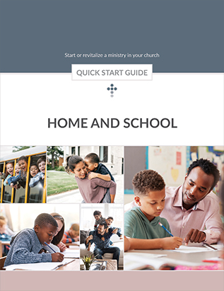 Home & School -- Quick Start Guide