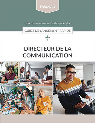 Communication Director Quick Start Guide (French)