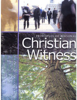 Principles of Personal Christian Witness