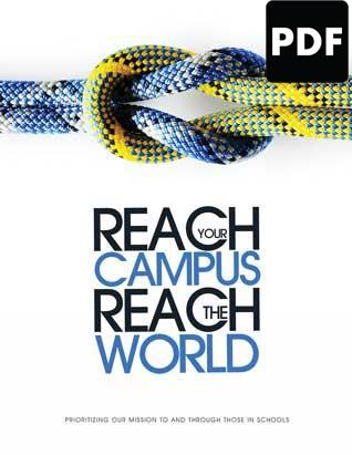 Reach Your Campus, reach the World - PDF Download