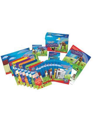 Kidsville VBX Starter Kit - Spanish