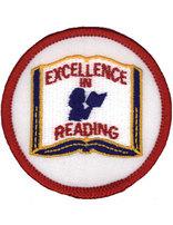 Parche de Excelencia en Lectura