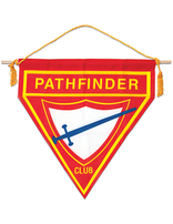 Pathfinder Triangle Wall Banner