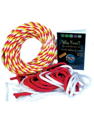 Why Knot? Starter Package with DVD