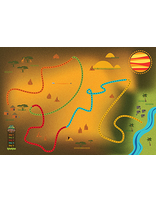 VBS 19 Trackers Map (27x39)