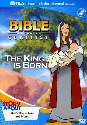 The King is Born DVD