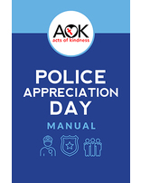 Acts of Kindness - Police Appreciation Day