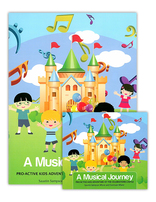 A Musical Journey - Book & CD