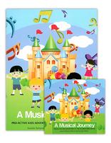 A Musical Journey - Book & CD