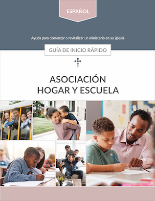 Home and School Quick Start Guide (Espagnol)