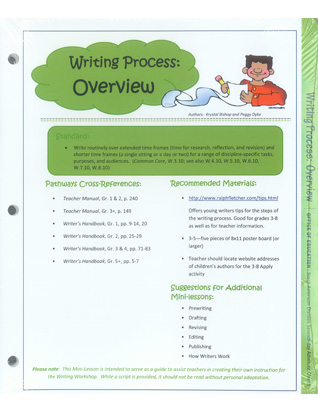 Writing Toolkit