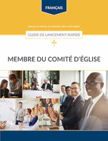 Church Board Member Quick Start Guide (French)
