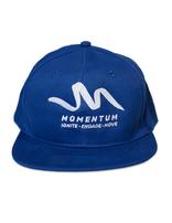 Gorra con logotipo de Momentum