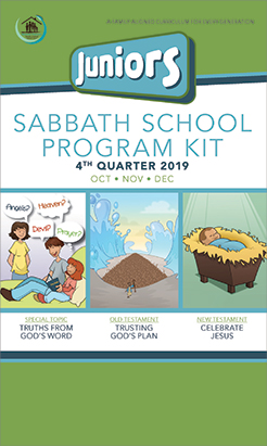 Growing Together SS Curriculum Junior Teaching Kit 4th Qtr 19 Standing Order